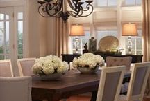 Dining Room / by Sydney Alysia