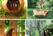 Architecture/Outdoor art