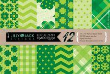 Jilly Jack Designs Digital Paper Emporium