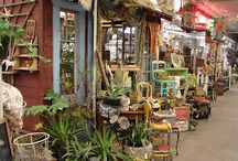 antique shops / by Kayla Strait