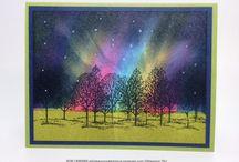Tree stamp