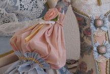 Куклы красивый элемент