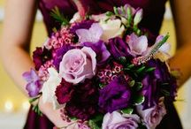 A Purple Wedding Theme