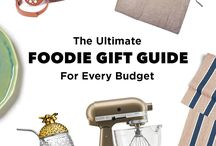 Christmas Gifts, Style & Recipes