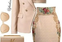 Beautiful clothes & Color combinations