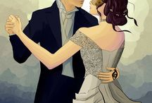 The Infernal Devices (Will; Tessa; Jem)