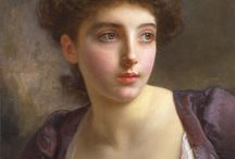 arte - Pierre Auguste Cot (1837-1883) / arte - pittore francese