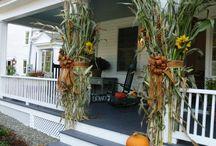 Fall ideas decorating
