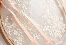 Embroidery Hoops for wedding decorations / Όμορφες ιδέες για τη χρήση του Τελάρου Κεντήματος σε Γάμους και Βαφτίσεις!