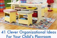 stanza dei giochi/play room