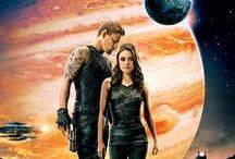 """Jupiter Ascending / Family dynasties own entire planets and Interplanetary warrior Caine Wise (Channing Tatum) tracks down a potential heir to ours: Jupiter Jones (Mila Kunis). Will she fulfill her destiny and prevent Earth from being """"harvested""""?"""