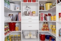 Walk in pantry or Scullery