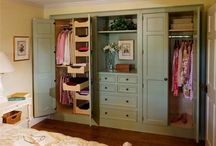 Bedroom - wardrobe and wall ideas