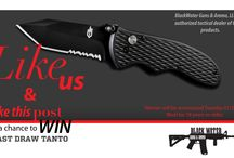 BlackWater specials / Specials, deals, giveaways!! / by BlackWater Guns and Ammo