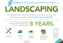 Landscaping / Everything you need to know about landscaping. On average, a well designed landscape saves enough energy to pay for itself in less than 8 years. (energy.gov,)