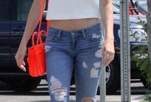 Kendall Frickin Jenner. / Her style is on point. If I could only have her closet. #goals