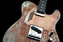 MILES - hand made guitars