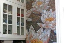 Mosaico decorativo