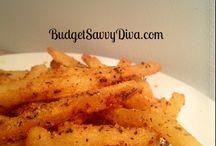 FOOD - Fries & Wedges