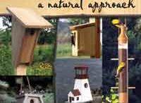 Vogelhuisjes maken van hout