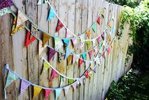 Bunting / by Nicolette Smith