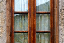 windows and doors / by Karen Ensminger