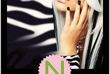 @nailsandfingers #gelpolish #esmaltespermanentes #nails #manicure / Gel Polish