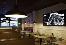 Pontevedra / La Pepita Burger Bar en #Pontevedra c/ Cobián Roffignac, 2   36002 Pontevedra Teléfono +34 986 101 030 #restaurante #burger