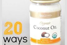 Coconut oil secret