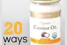 Coconut oil secret