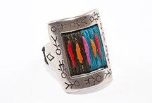 Babylonia Rings / greek hand made jewelry