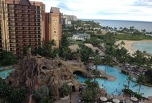 Aulani, A Disney Resort & Spa in Ko Olina, Hawai'i. / Discover the Disney Difference with Aulani's Kid's Clubs, Spa, luau and hula show, pools and lazy river. Great dining and activities for the whole family