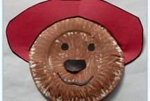 08/08/15 Paddington's Safari / Paper plate animals