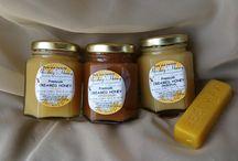 Pure and Natural Raw Honey / Hershey's Honey Products 100% PURE, NATURAL, RAW and UNHEATED  Never heated