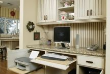 office Space / by Kitty Neidholt Draut
