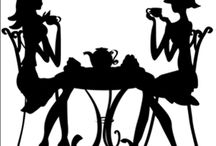 Create: Digital Stamps - Silhouettes / by Amy L0uAldaMay