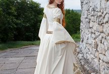 Medieval, Lotr and celtic gowns