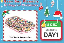 10 days of Christmas / Our daily discount codes for 10 days of Christmas