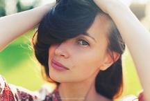 Anna Psareva ♥♥♥♥ / Una miss universo que toma fotografías.