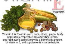 Vitamins that Lower Cholesterol / by Phoebe Weingarth
