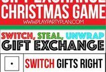 Games/exchanges