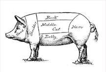 FOOD︱Beggin' for bacon / by Kim van Wyk