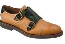 Men's Shoes / by Michael P Marion
