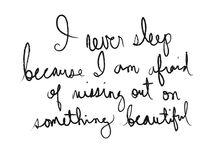 Words . Beautiful Words .