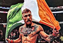 MMA mcgregor