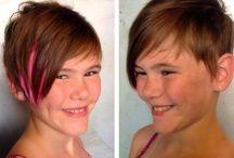 girls hair