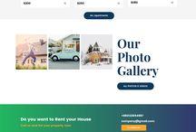 дизайн сайтов(дома)