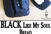 black as my soul food!
