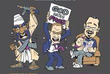 Organised Religion is.....