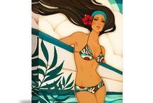 Hawaiian Art/Artists <3 / by Charis D